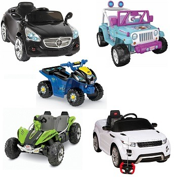 Best Kids Ride On Cars