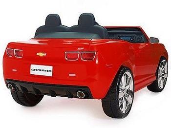 Camaro Power Wheels - Pink, Yellow, Red, Black - Best Models