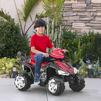 Power Wheels Quad - Lil Quad - Quad 12Volt Reviews By Expert