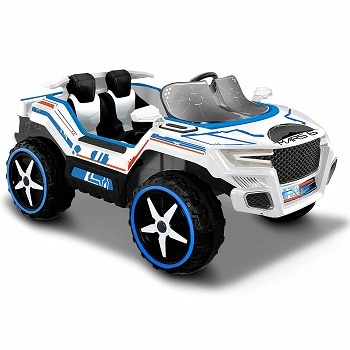 Best 2-Seater Power Wheels in the 2019 (3-seater / 4-seater)