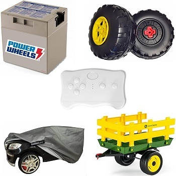 Power Wheels Replacement Parts Accessories For Kid S Cars